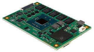 Embedded Module  - TQMxE38M  with Intel® Atom™ E3800