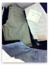 TROUSER A - Used clothes