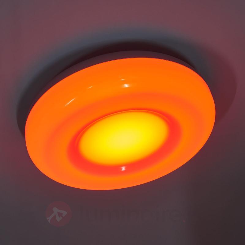 Plafonnier LED Daphnis réglable, IP44 - null