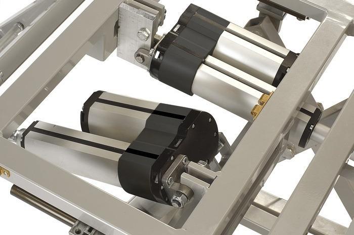 Cilindro eléctrico LZ 60 S/P - Categoría de rendimiento 2
