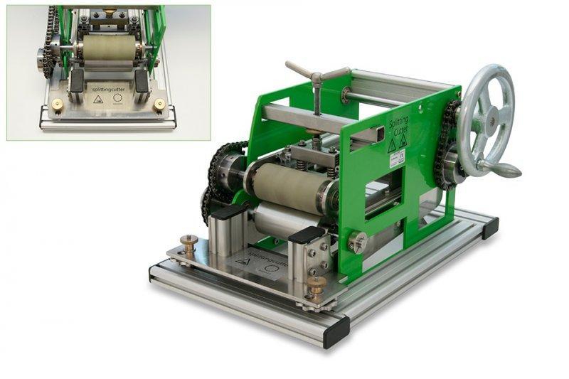 Pareuse modèle SC - Pour la préparation des haltères permettant la mesure d'allongement à chaude