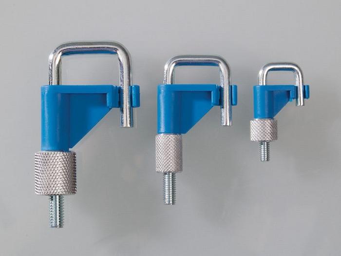 Pinza para manguera stop-it con Easy-Click - Pinza de manguera para mangueras flexibles, PVDF, aluminio y acero, con recubrim