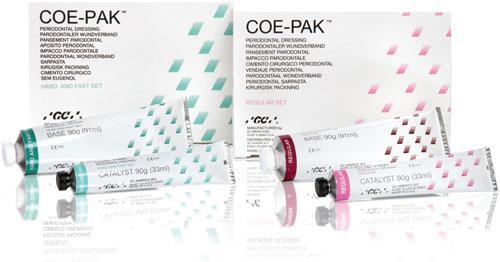 GC Coe-Pak - Pâte parodontale en tubes