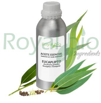 Eucalyptus Essential Oil - null