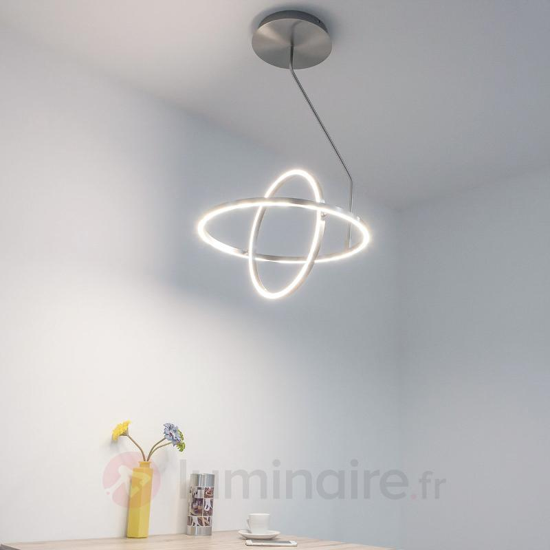 Suspension LED Colie en forme d'anneau - Suspensions LED