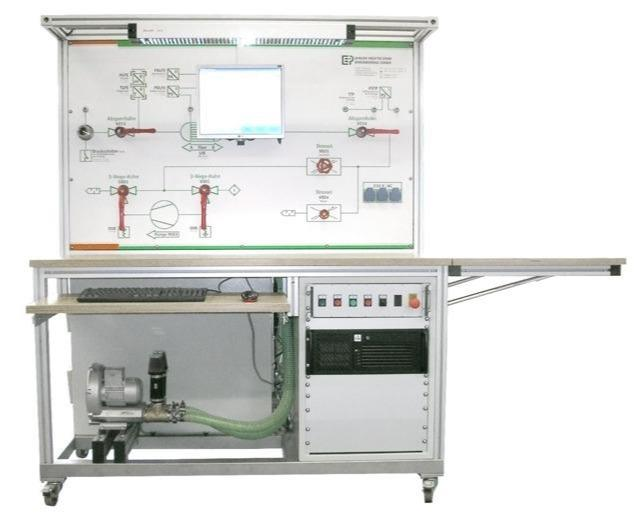 Leakage test benches -