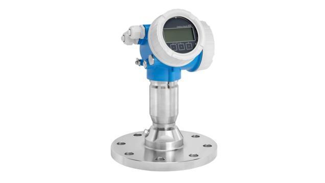 Radar de niveau Micropilot FMR67 - Le capteur standard pour des exigences extrêmes en mesure de niveau dans les sol