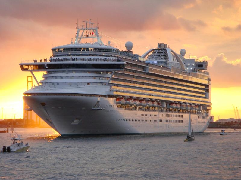 Main Generators For Cruise Liners - null