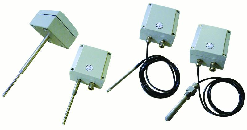 Industrial Humidity Transmitter and Probes - Industrial Humidity Transmitter
