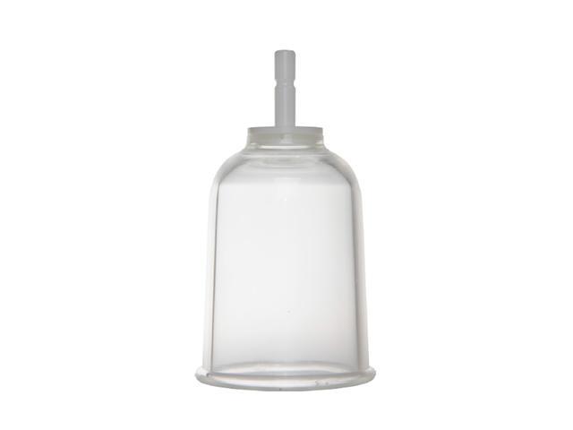 pneumatron®200 Glocken - Acrylglasglocke 50 mm