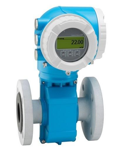 Proline Promag W 300 Caudalímetro electromagnético - Especialista en aplicaciones de aguas y aguas residuales exigentes