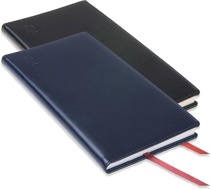 Diaries - Traveller horizontal bound