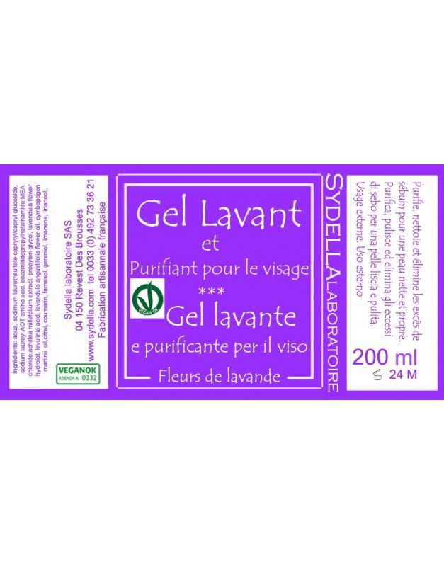 Gel Lavant - HYGIÈNE