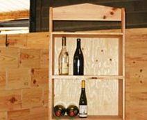 Présentoirs - Emballages Bois et cartons