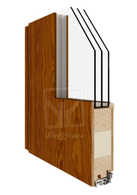 Solid Entrance Door (Wooden 68|78|92) - Solid Wooden Entrance Door