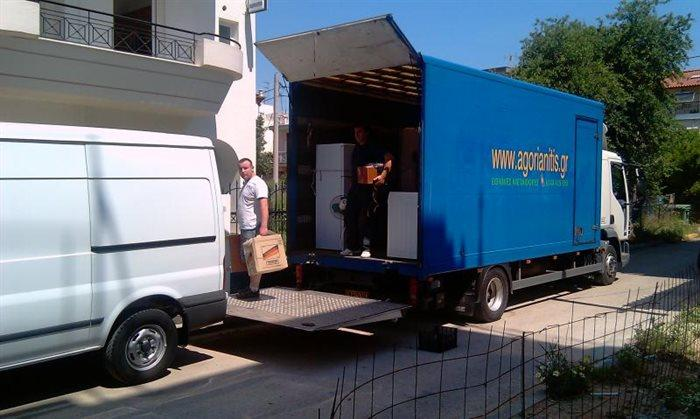 Μεταφορές  και Μετακομίσεις Οικοσκευών  - ή της επιχείρησής σας