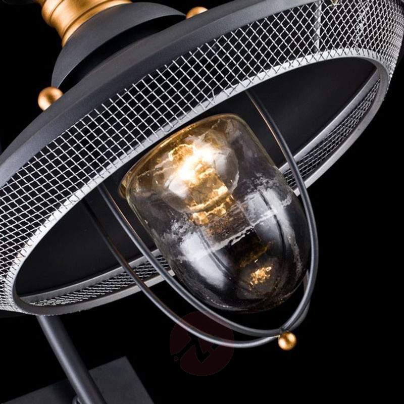 Projecting outdoor wall light Magnificent Mile - Outdoor Wall Lights