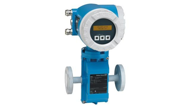 Proline Promag 50E Electromagnetic flowmeter -