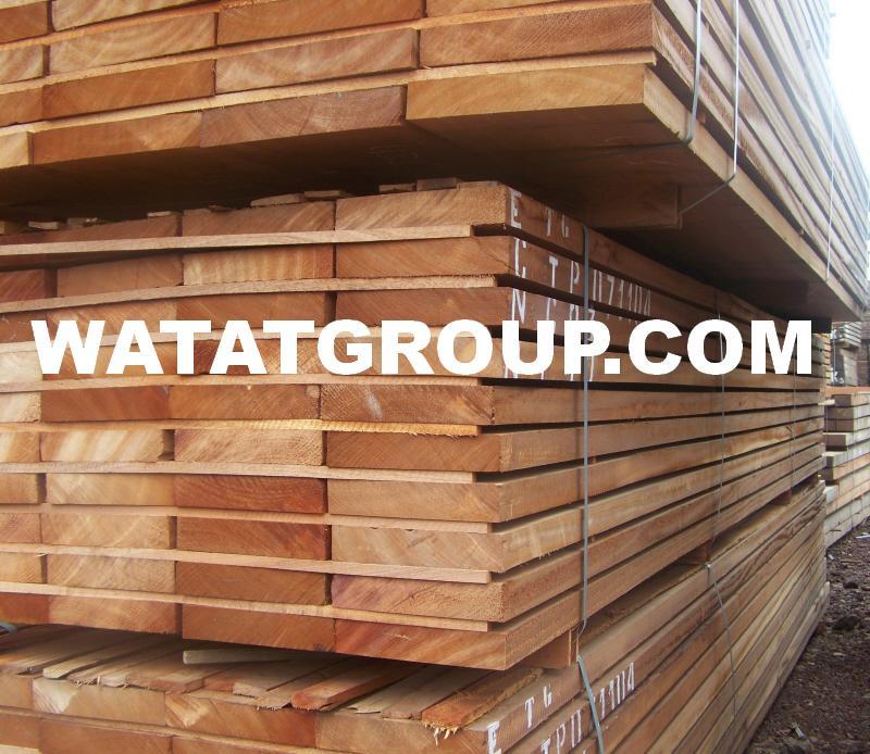 SAPELE WOOD - Sapele Hardwood Timber