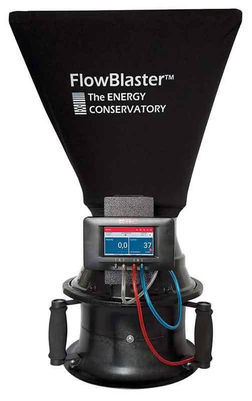 Minneapolis FlowBlaster - Contrôle et équilibrage des bouches d'insufflation et d'extraction d'air