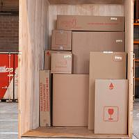 Garde-Meubles - Capacité mondiale de 171 437 m2 en garde-meubles