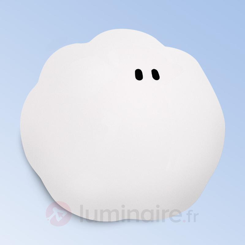 Petite applique Cloudy 1x15 W - Chambre d'enfant