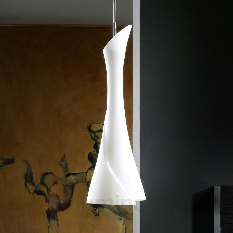 Suspension originale ZACK à 1 lampe - Suspensions en verre