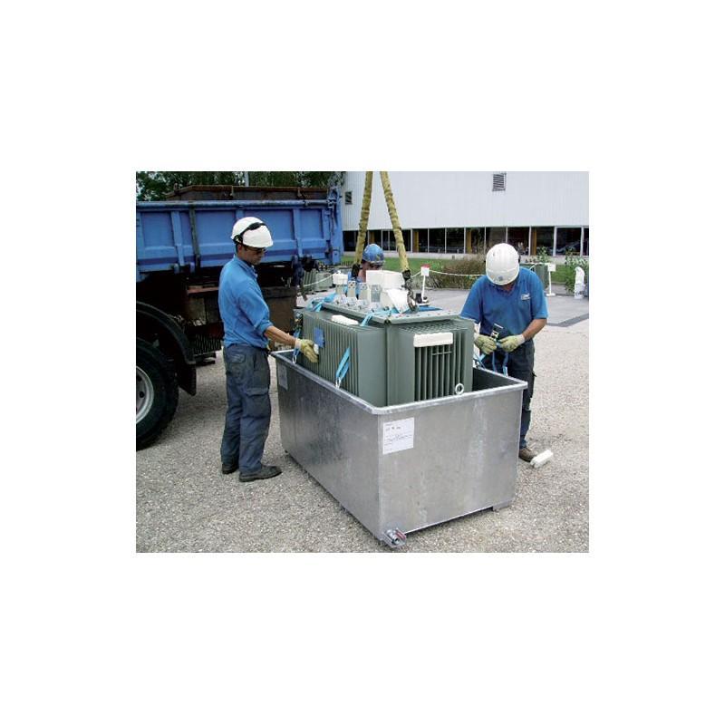 Bacs De Rétention Pour Transport Adr - Bacs de rétention pour transport de matériel