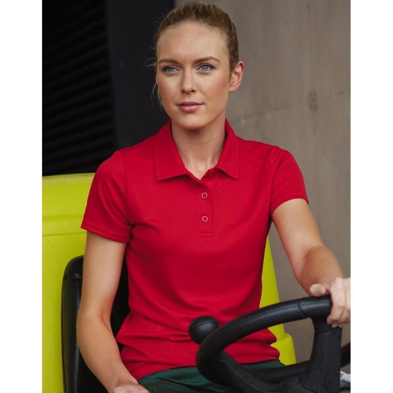 Polo femme Fit Performance - Hauts manches courtes