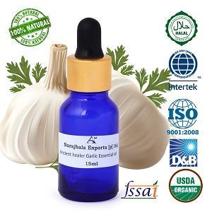 Ancient healer Garlic oil 15 m        - Garlic  essential oil