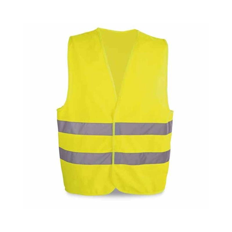 Gilet de sécurité jaune haute visibilité - Vestes