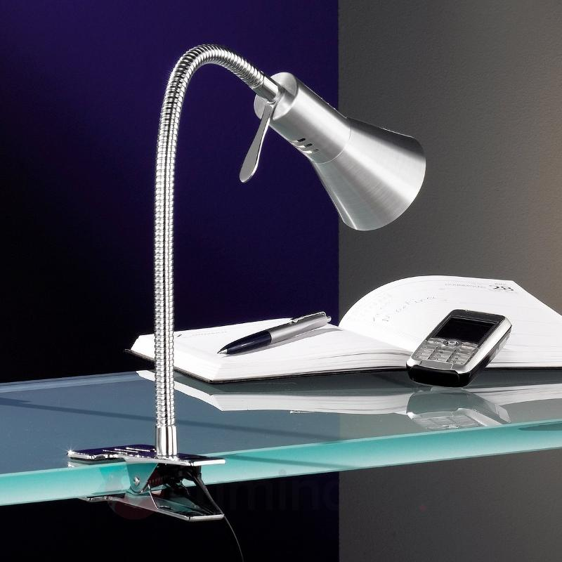 Lampe de bureau à pince CLIFF - Lampes de bureau