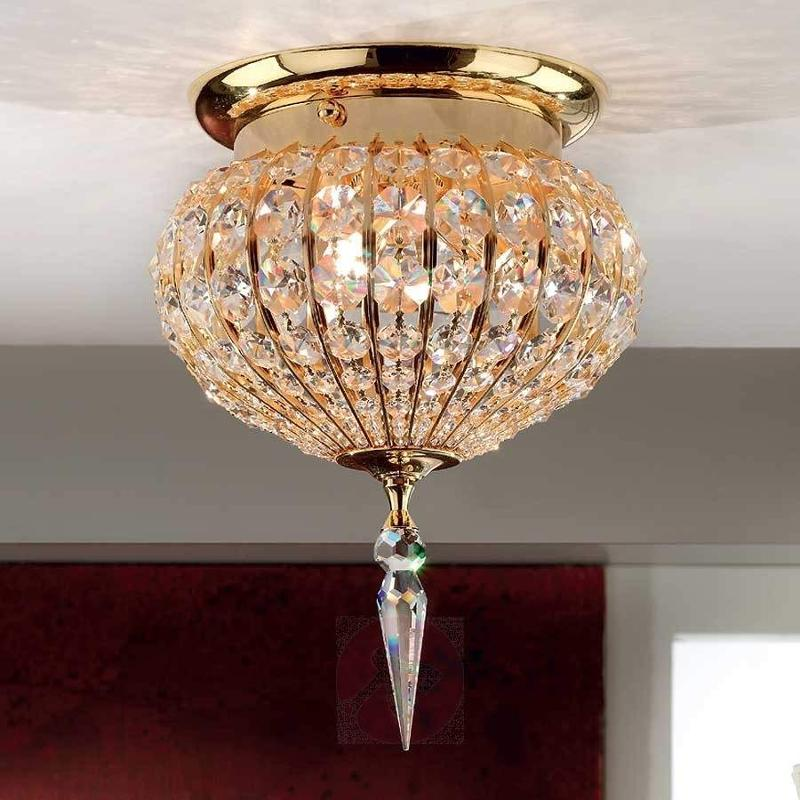 Moskva Crystal Ceiling Light 24 cm - Ceiling Lights