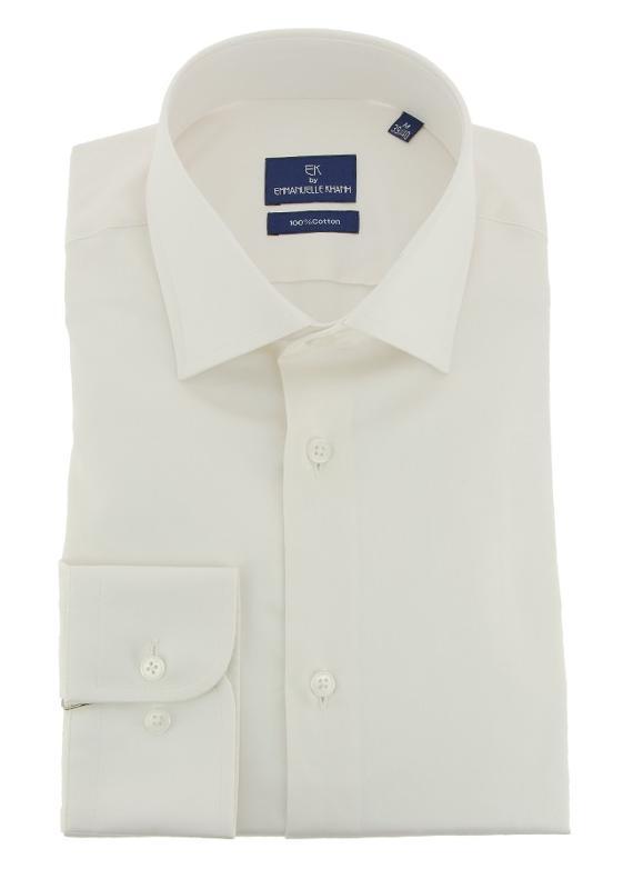 Chemises - Emmanuelle Khanh Regular Fit - Ivory