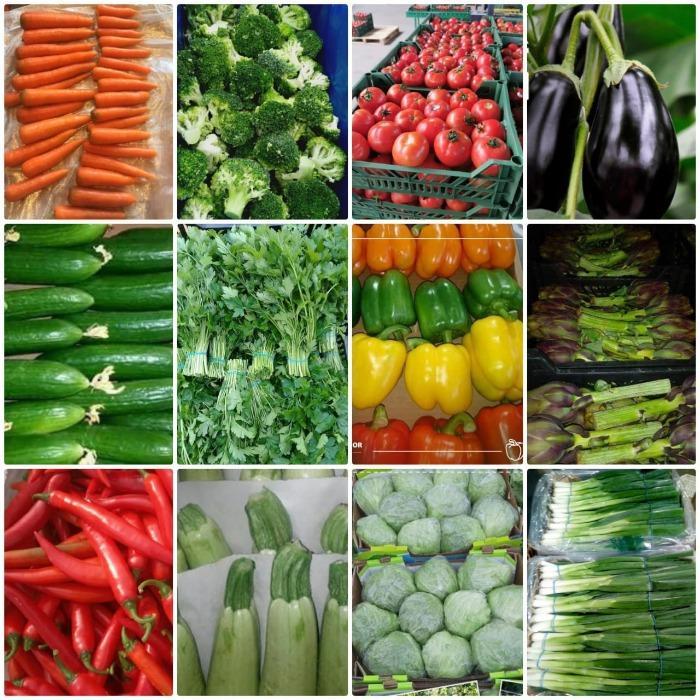 """Légumes frais - """" GANETELZOHOR """""""