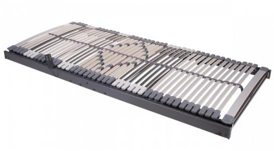 Lattenrost in Birkenschichtholz COMFORT - TRIOFLEX 7 ZONEN FLACHBAUWEISE