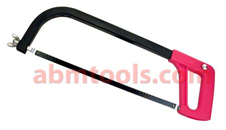 Rectangular Pipe Hacksaw Frame - Available with Plastic Handle and Aluminium Handle.