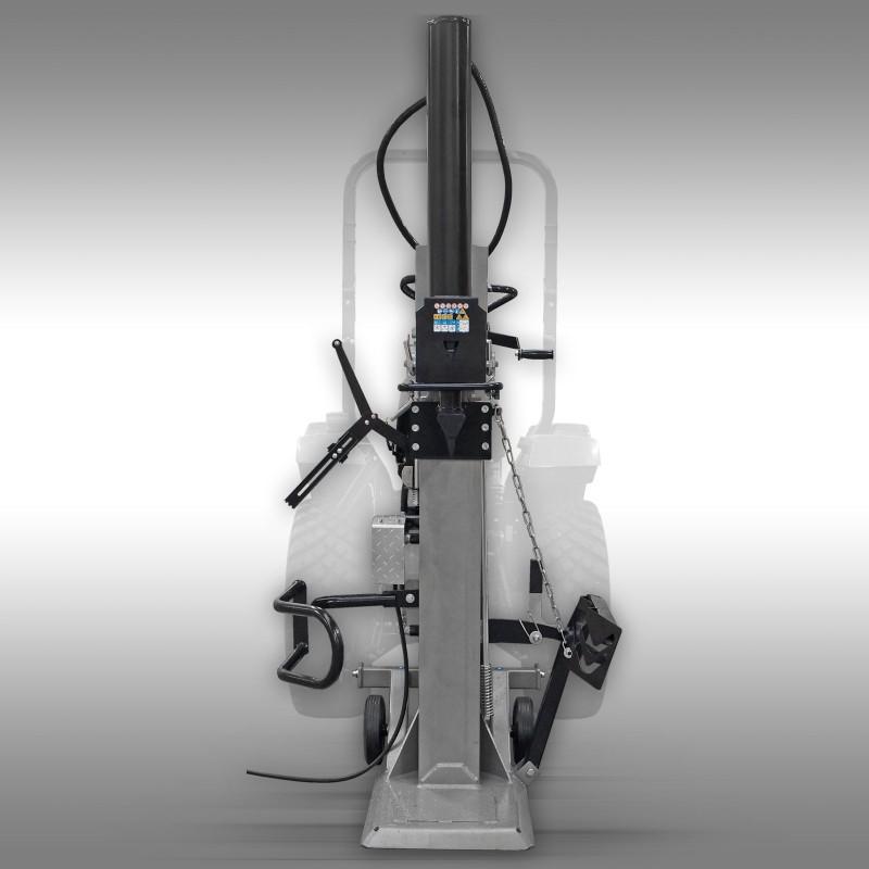 Fendeuse Jansen Ts-30k, 30t Avec Prise De Force + Moteur 380v Jansen - Fendeuses sur prise de force