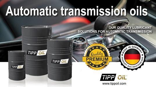 TIPP OIL - Automatik Getriebeöle -