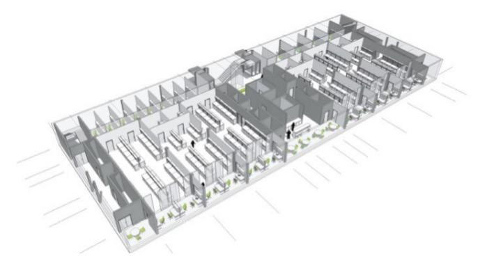 Labplanning  - Diseño de Laboratorios