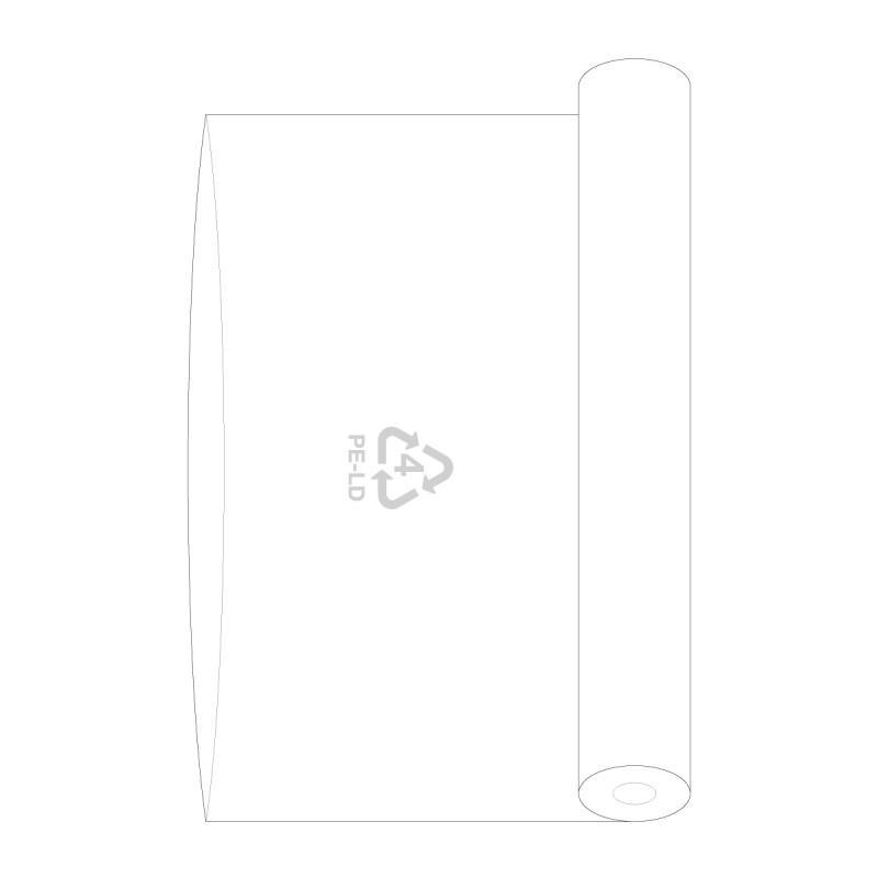 LDPE-Tubular Film 100 µm - LDPE-Tubular Film 100 µm