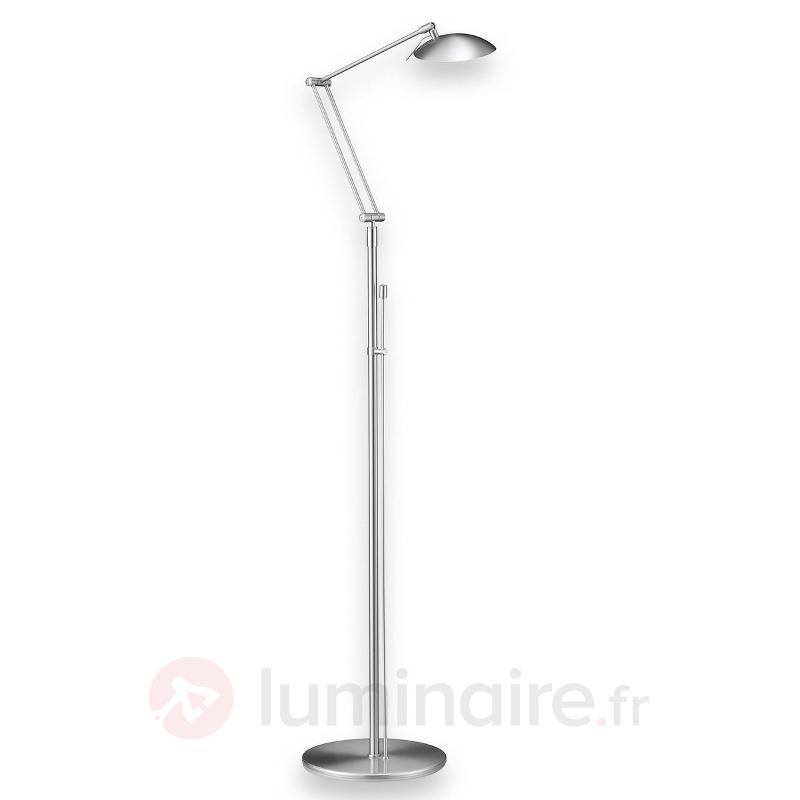 Attrayant lampadaire LED CURL - Lampadaires LED