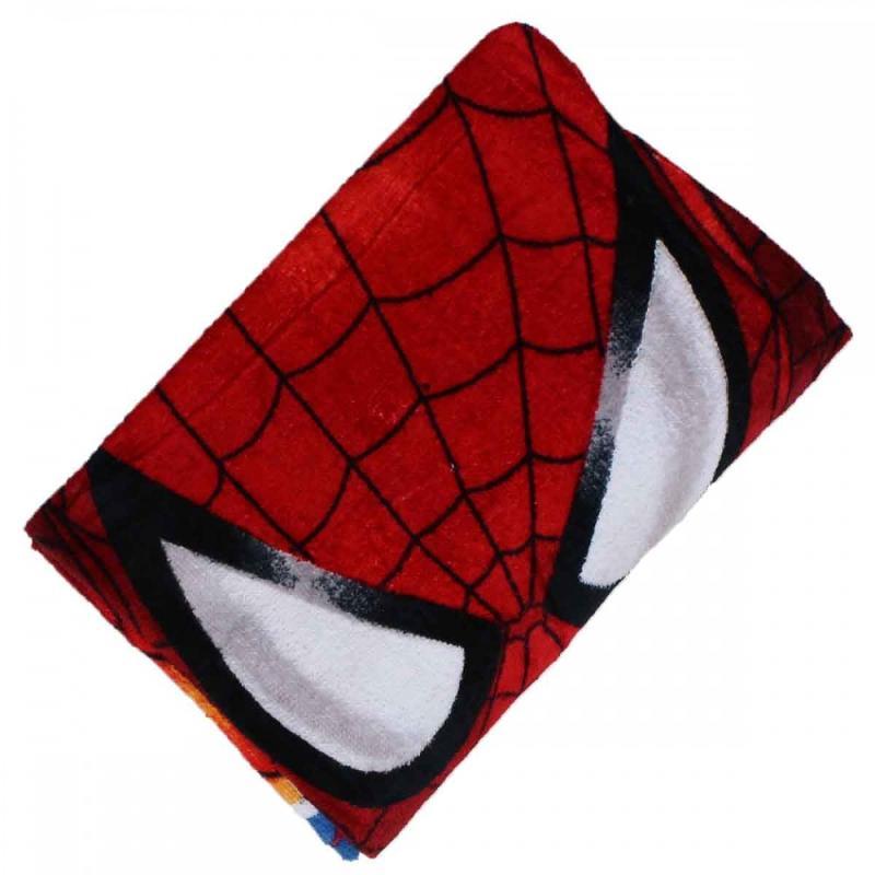 6x Serviettes de plage Spider-Man 70x140 - Serviette