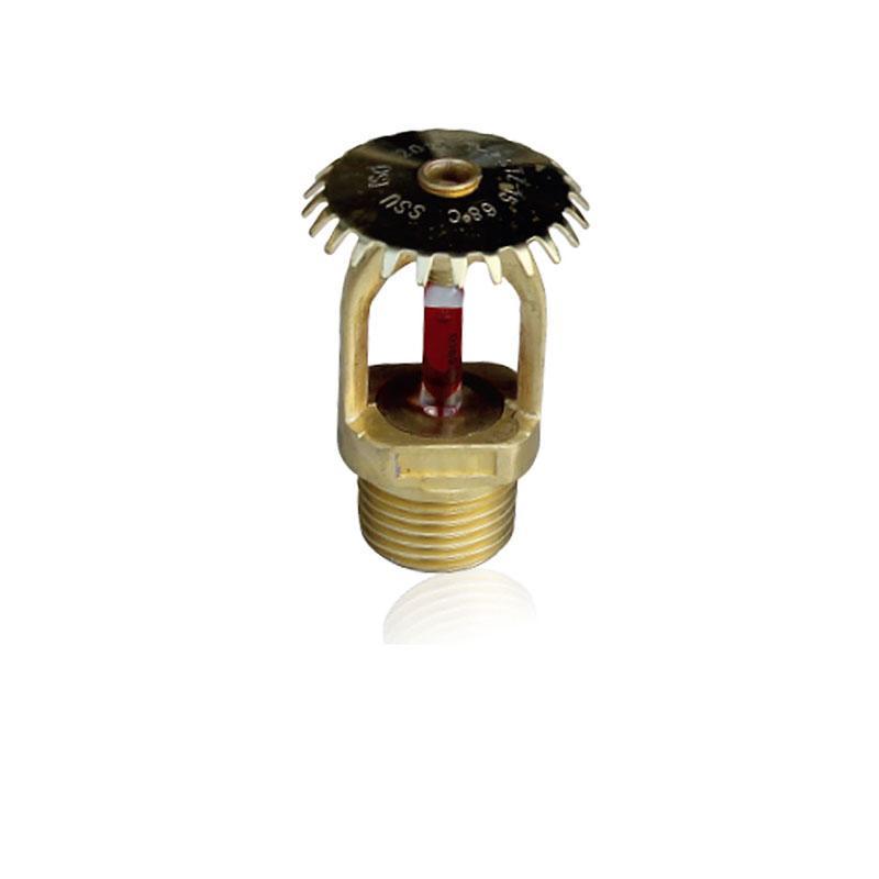 Avertisseur (spring) d'incendie - Des avertisseurs (spring) de type pendu, vertical, de type de mur