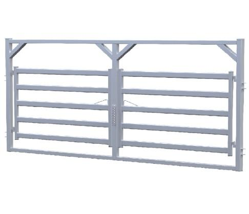 Horse/cattle/Goat metal fencing/corral panel/temporary fence, horse