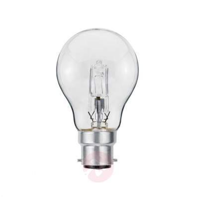 E27 0.5 W LED golf ball bulb, fairy lights, blue - light-bulbs