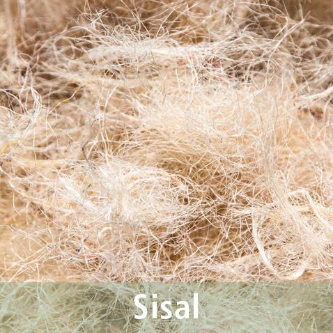NATURAL FIBERS - Sisal
