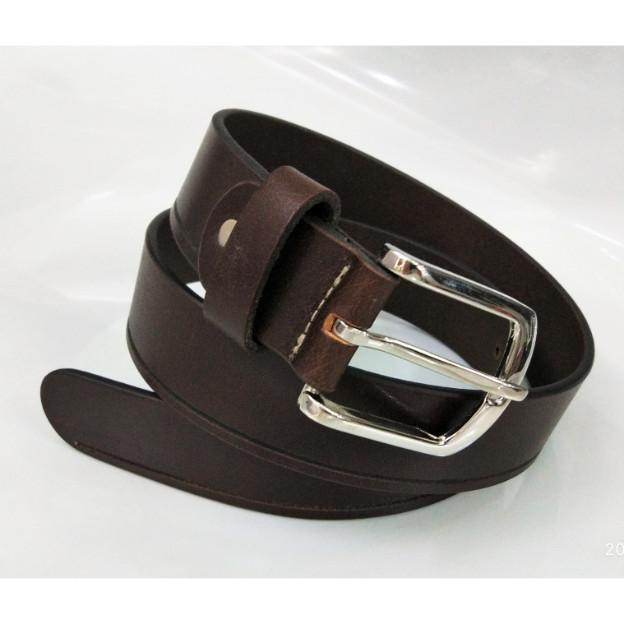 English leather belt from india - English leather grain belt for men