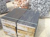 Schiste - grande barrette de schiste : pour la réalisation de palissad