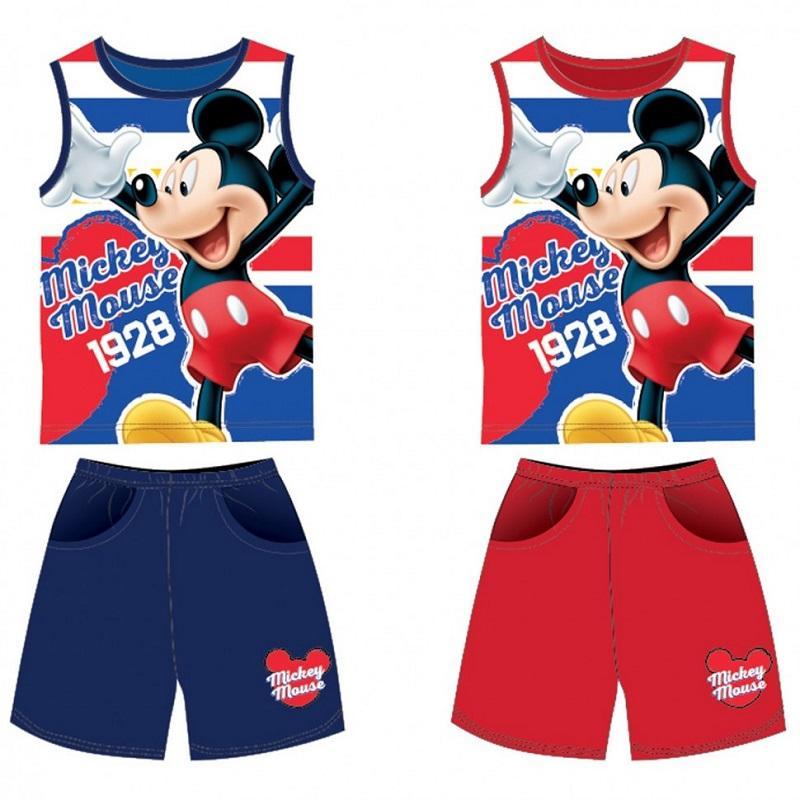 Großhandel kind kleidungsets Mickey - Kleidungsets